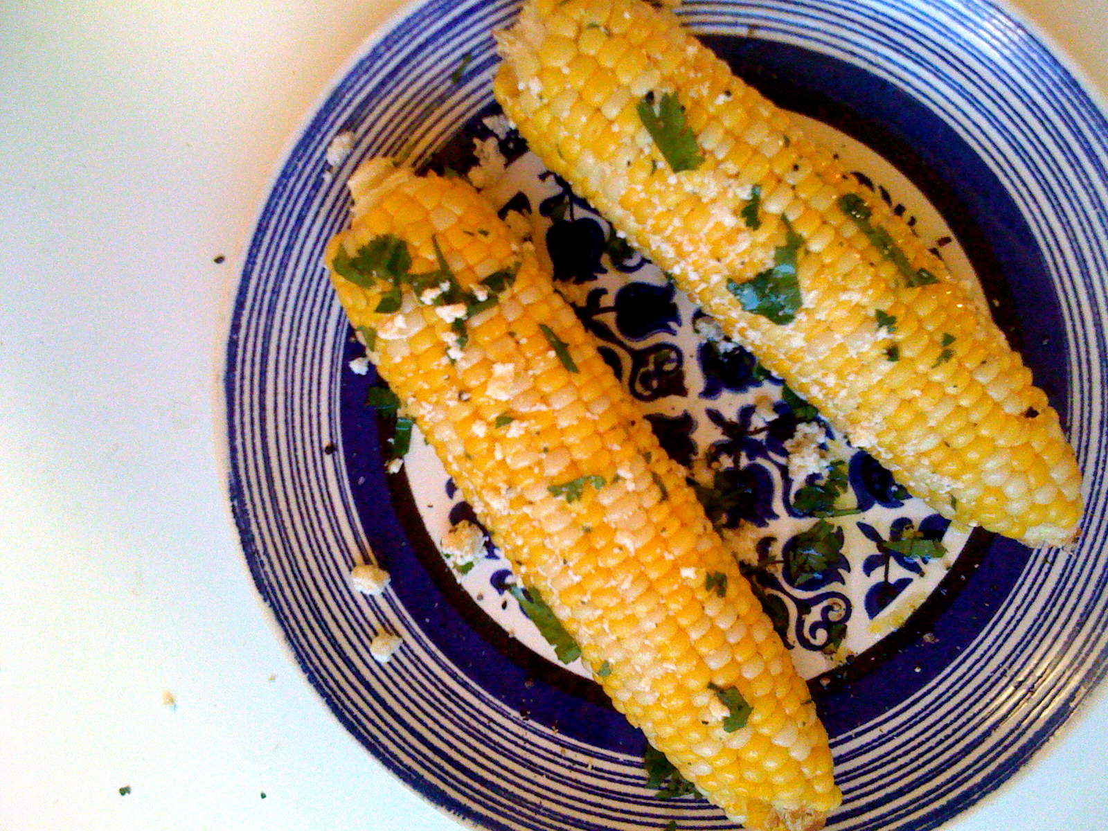 elote, or mexican corn-on-the-cob | kitchen activities
